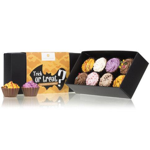 Chocolissimo - Cupcakes na Halloween - 8 kusů 150 g