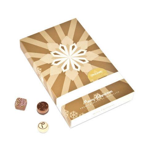 Chocolissimo - Adventní kalendář s pralinkami - knižní podoba 288 g