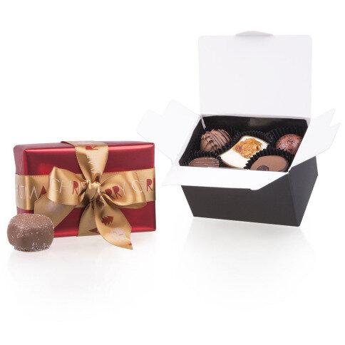 Chocolissimo - Malá vánoční pralinková kolekce Ballotin 125 g