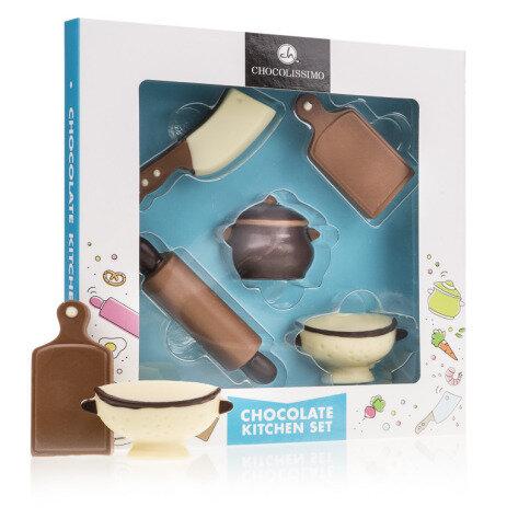Levně Chocolissimo - Kuchyňského nádobí z belgické čokolády 100 g