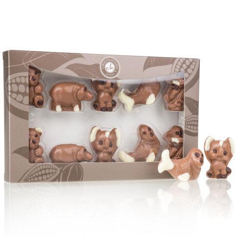 Levně Chocolissimo - Čokoládová zvířátka 100 g