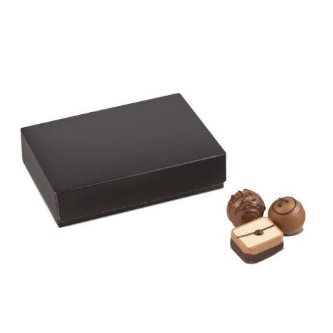 Chocolissimo - Krabička s pralinkami na doplnění sady 155 g