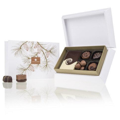 Chocolissimo - Vánoční výběrová bonboniéra Mini 70 g