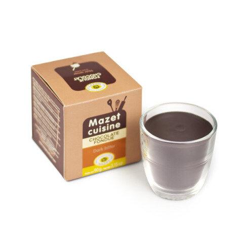 Chocolissimo - Čokoláda na fondue - hořká 90 g