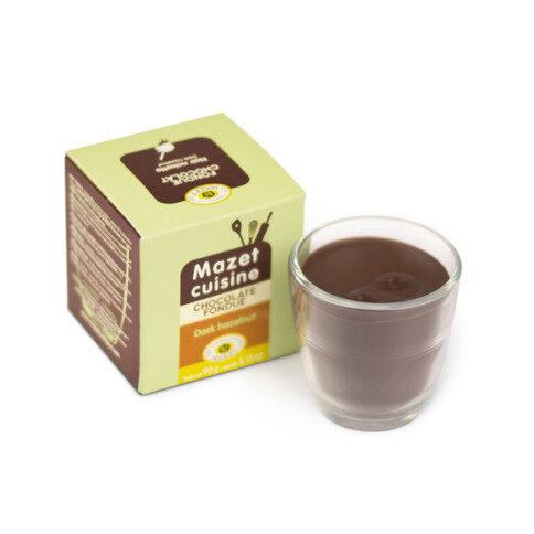Chocolissimo - Čokoláda na fondue - oříšková. 90 g