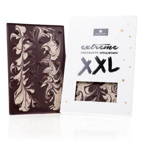 Chocolissimo - Hořká čokoláda XXL - espresso 350 g