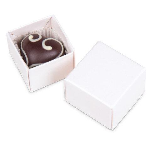 Chocolissimo - Pastel ChocoOne - Svatební pralinky v elegantním balení 12 g