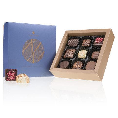 Levně Chocolissimo - Čokoládové pralinky v elegantní krabičce 110 g