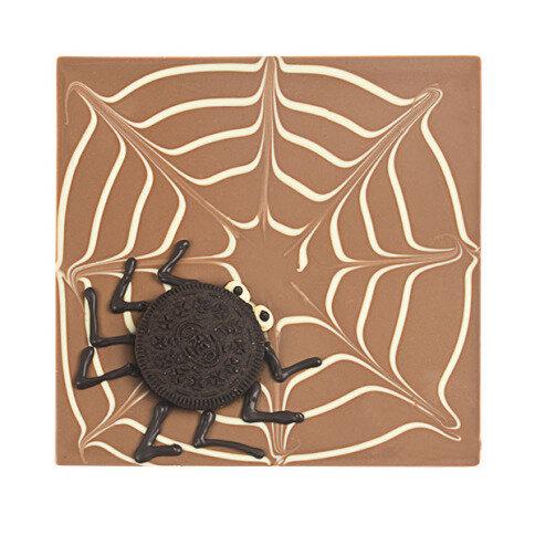 Chocolissimo - Čokoládová pavučina s pavoučkem - halloweenová čokoláda 200 g