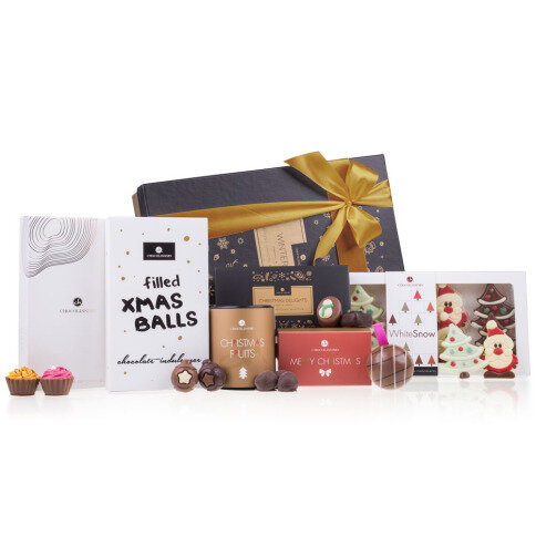 Chocolissimo - Sada na Vánoce - čokoládky s vánoční příchutí 660 g