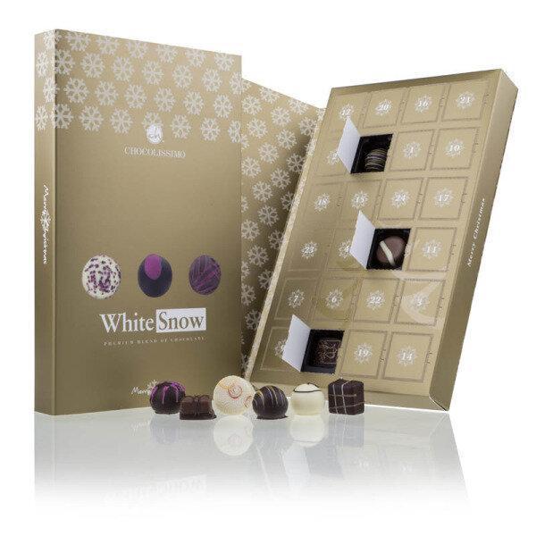 Chocolissimo -Svět smyslné čokolády. Nejlepší čokolády 7f00b9e637